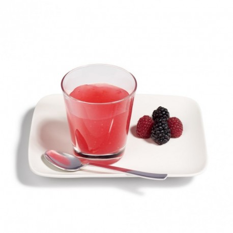 Instant thickened water with sugar, packet