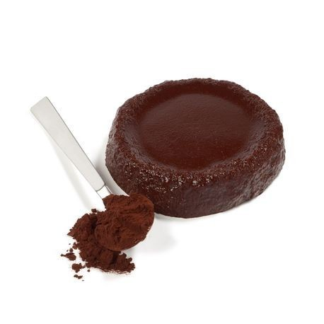 Entremet cacao
