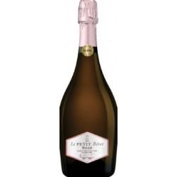 Sparkling alcohol-free wine